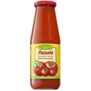 Rapunzel Passata passierte Tomaten 680g Glas