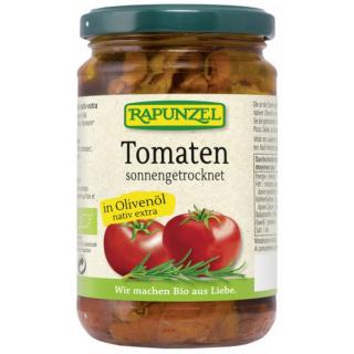 Rapunzel Getrocknete Tomaten in Öl 275g Glas