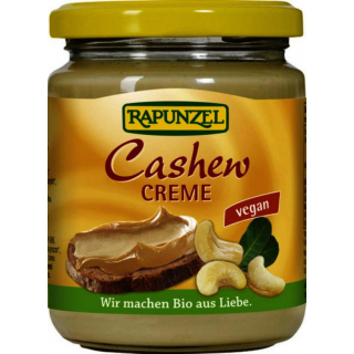Rapunzel Cashew Creme 250g Glas