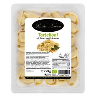Pasta Nuova Tortelloni Spinat-Pinienkerne ca. 250g Packung