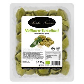 Pasta Nuova Vollkorn Tortelloni  Spinat Frischkäse 250g Packung