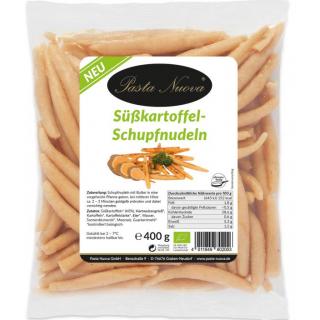 Pasta Nuova Frische Süßkartoffel-Schupfnudeln 400g Packung