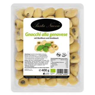 Pasta Nuova Gnocchi alla genovese 400g Schale