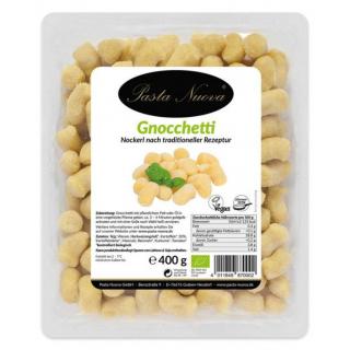 Pasta Nuova Gnocchetti Nockerl 400g Packung