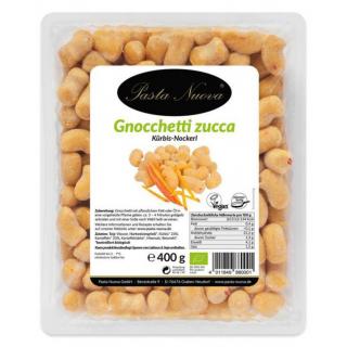 Pasta Nuova Kürbis Gnocchetti 400g Packung