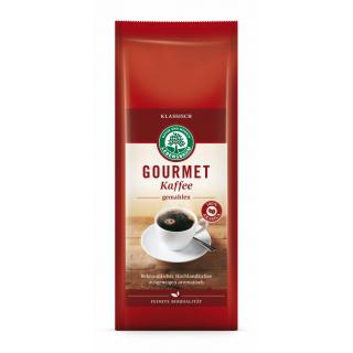 Lebensb Gourmet Kaffee gemahlen  Arabica Mischung 500g Packung