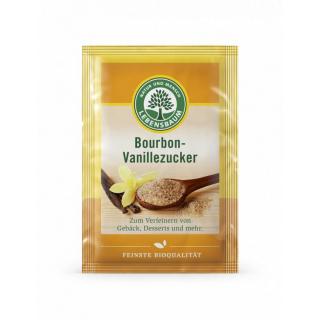 Lebensb Vanillezucker 4x 8g Packung