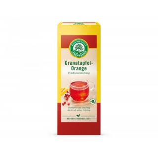 Lebensb Granatapfel-Orange Tee 2,0g 20 Btl Packung