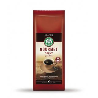 Lebensb Gourmet Kaffee kräftig gemahlen 500g Packung