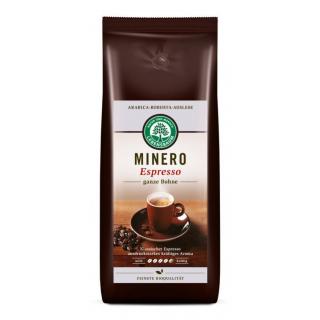 Lebensbaum Espresso Minero ganze Bohne 1kg Packung