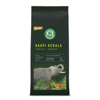 Lebensbaum Espresso Kaapi Kerala gemahlen 250g Packung