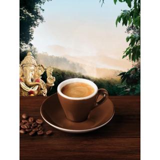 Lebensb Espresso Kaapi Kerala ganze Bohne demeter