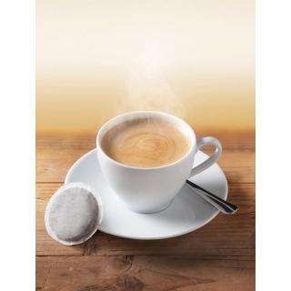 Lebensb Gourmet-Caffè Crema klassisch Kaffeepads (18xg) 126g Packung
