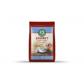 Lebensb Gourmet-Caffè Crema entkoffeiniert Kaffeepads (18xg) 126g Packung