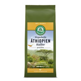 Lebensb Äthiopien Kaffee gemahlen 250g Packung