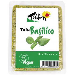 Taifun Tofu Basilikum 200g Packung