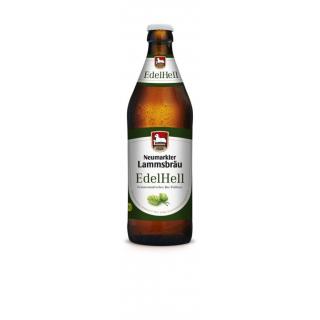 Lammsbräu Edel Hell 0,5l Flasche