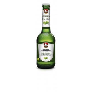 Lammsbräu EdelHell 0,33l Flasche