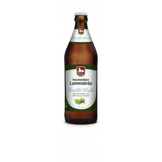 Lammsbräu Öko Leichtes Weizen 0,5l Flasche