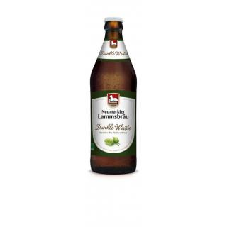 Lammsbräu Dunkle Weiße 0,5l Flasche