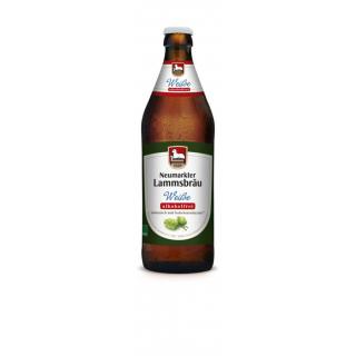 Lammsbräu Hefe Weizen alkoholfrei 0,5l Flasche