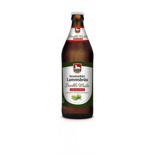 Lammsbräu Dunkle Weisse alkoholfrei 0,5l Flasche