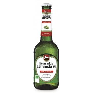 Lammsbräu Öko alkoholfrei 0,33l Flasche