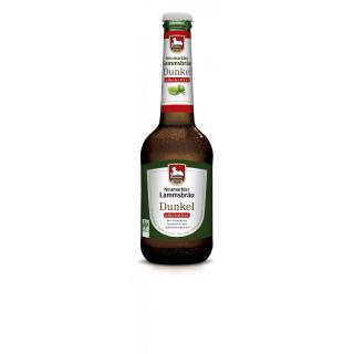 Lammsbräu Dunkel alkoholfrei 0,33l Flasche