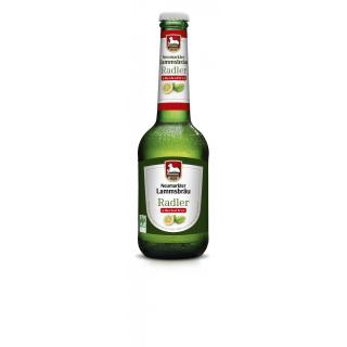 Lammsbräu NaturRadler alkoholfrei 0,33l Flasche