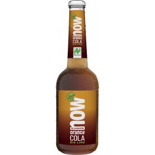 Neumarkter now Orange Cola 0,33l Flasche