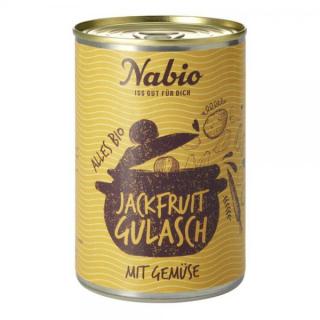 NAbio Jackfruit Gulasch 400g Dose