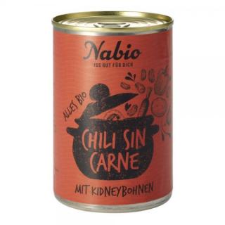 NAbio Feinkost Chilitopf vegan 400g Dose