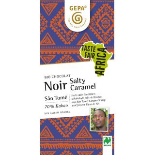Gepa Noir Salty Caramel 80g Stück