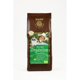 Gepa Café Orgánico gemahlen 100% Arabica 250g Packung