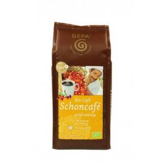 Gepa Schonkaffee gemahlen 100% Arabica 250g Packung