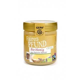 Gepa Faires Pfund Honig 500g Glas