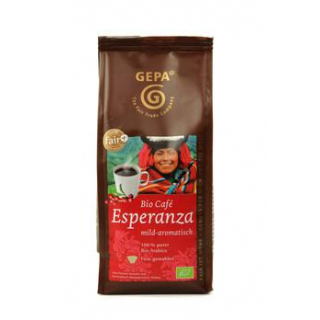 Gepa Café Esperanza gemahlen 250g Packung
