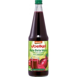 Voelkel Rote Beete Most milchsauer vergoren 0,7l Flasche