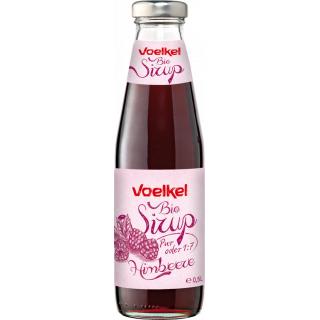 Voelkel Himbeer-Sirup 0,5l Flasche