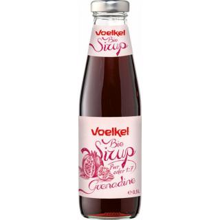 Voelkel Bio Sirup Grenadine 0,5l Flasche