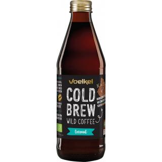 Voelkel Cold Brew Wild Coffee Coconut 0,33l Flasche