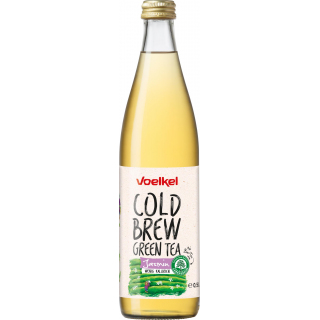 Voelkel Cold Brew Green Tea Jasmin 0,5l Flasche