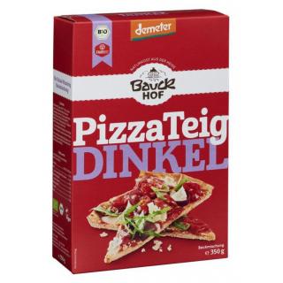Bauckhof Pizza Teig Dinkel 350g Packung