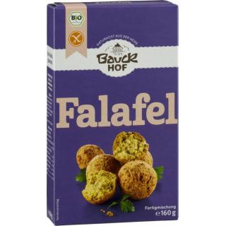 Bauckhof Falafel 160g Packung - glutenfrei-