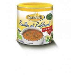 Erntesegen Bouillon mit Rindfleisch 120g Dose