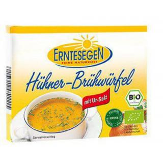 Erntesegen Hühner Brühwürfel 6 Stück à 11g für 0,5l