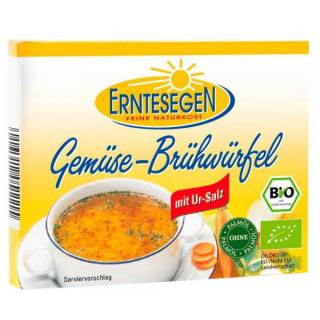 Erntesegen Gemüse Brühwürfel à11g für 0,5l 6 Stück Pack