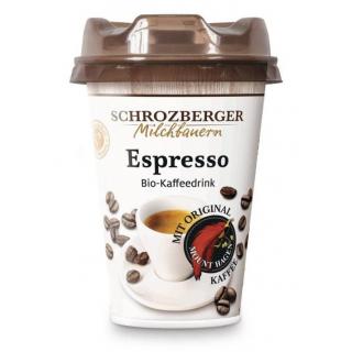 Schrozberg Milchkaffee Espresso 230ml Becher