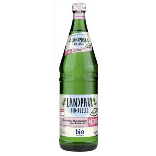 Landpark Bio-Quelle Naturell 0,75l Flasche