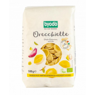 byodo Orecchiette 500g Packung -hell-